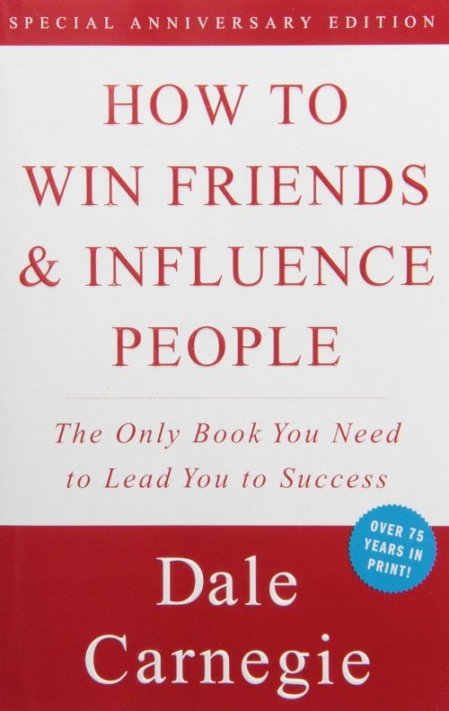 How To Win Friends And Influence People Book - Peter Lammi - What's A Rest Day