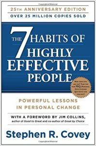 The 7 Habits of Highly Effective People - Peter Lammi - What's A Rest Day
