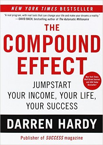 The Compound Effect By Darren Hardy - Peter Lammi - What's A Rest Day
