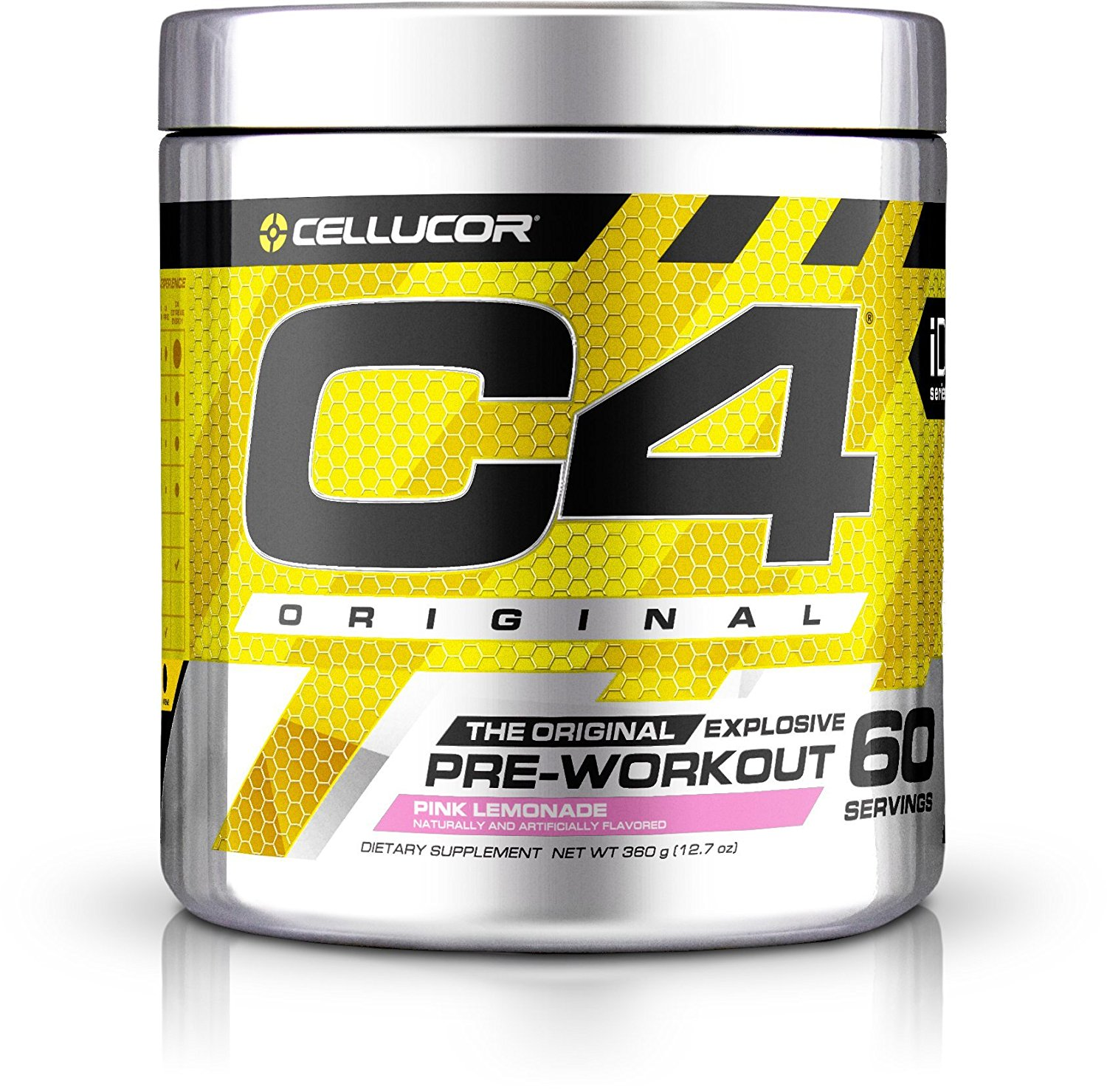 What's A Rest Day Peter Lammi Cellucor C4 Pre-Workout Recommendation - WhatsARestDay