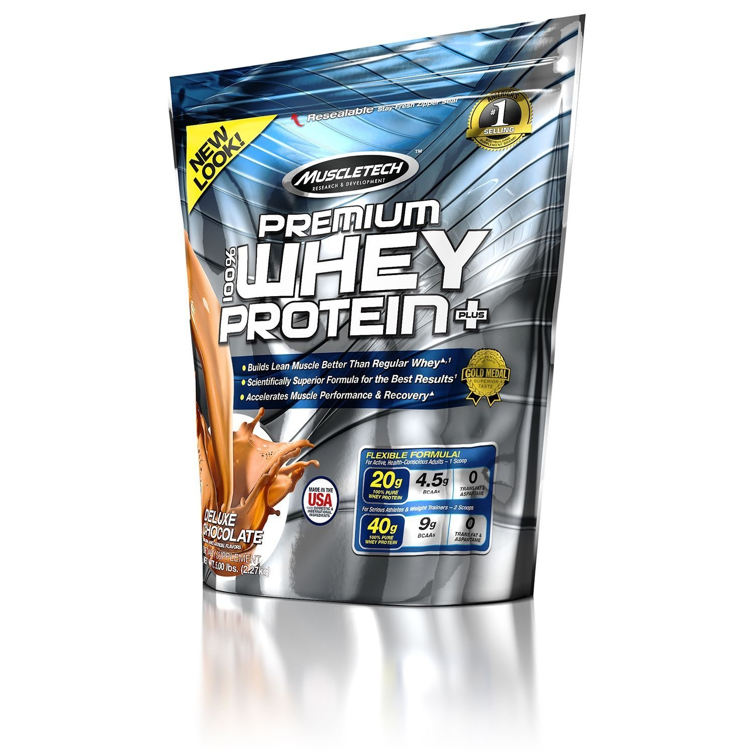 What's A Rest Day Peter Lammi MuscleTech Whey Protein Recommendation - WhatsARestDay